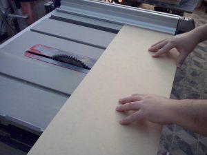 como hacer bafles aereos