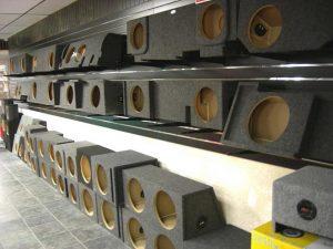 como hacer cajas para parlantes de 12 pulgadas