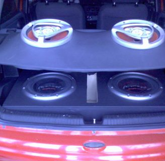 Como hacer cajas acusticas para autos: haz tus propias cornetas