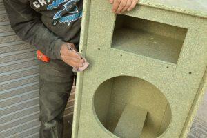 Como hacer cajas acusticas para subwoofer