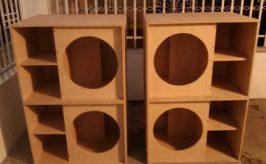 Como hacer cajas acusticas profesionales: Todo lo que debes saber