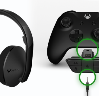 ¿Por qué escucho el audio del chat de Xbox 360 a través de mis auriculares y mi televisor?