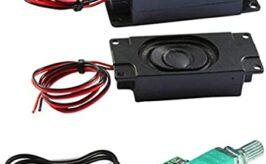 Proyectos de altavoces de gama completa de bricolaje, kits de altavoces de alta eficiencia de bricolaje